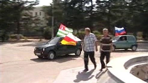 Volby v Abcházii