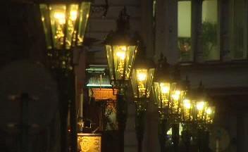 Plynové lampy