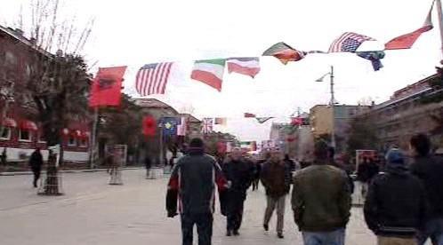 Oslavy nezávislosti Kosova