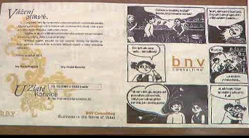 Pozvánka BNV Consulting