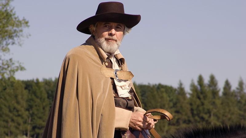 Josef Abrhám jako král Dobromil
