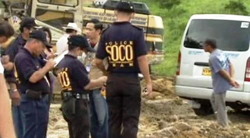 Vyšetřování masakru na Filipínách