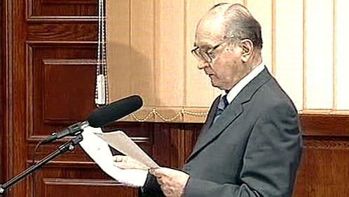 Wojciech Jaruzelski před soudem