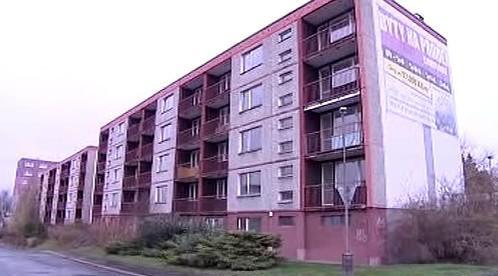 Bytový dům v Liberci