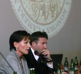 Dana Jurásková a Milan Kubek