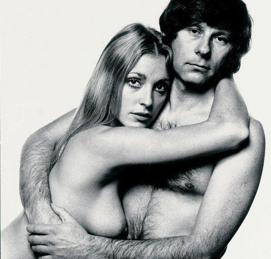 Roman Polanski a Sharon Tateová