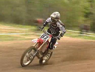 Motokrosový závodník