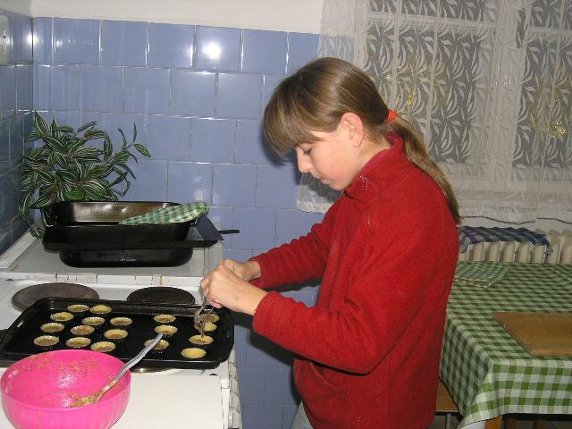 Vánoční pečení v DDM