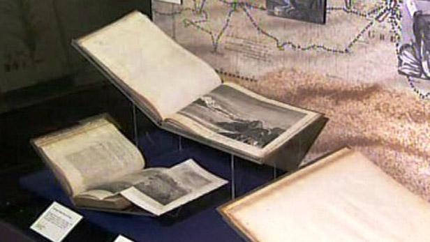 Výstava o plavbách Jamese Cooka