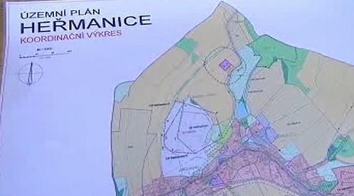 Územní plán obce Heřmanice