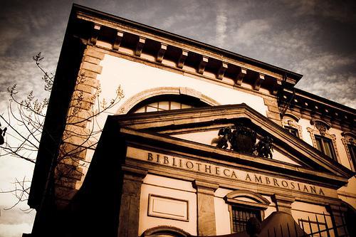 Ambrosiánská knihovna