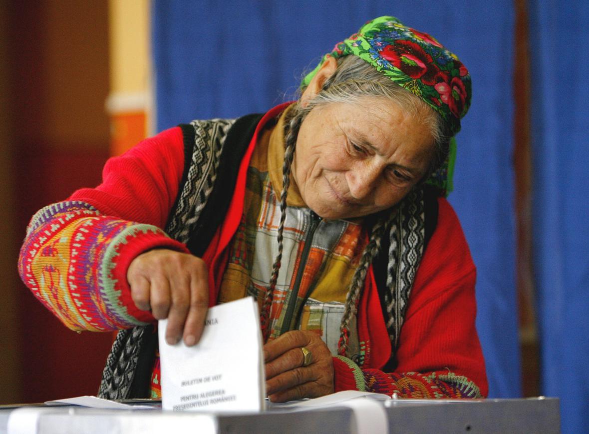 Volby v Rumunsku