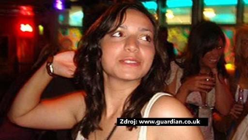 Zavražděná britská studentka