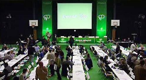 Kongres Strany zelených
