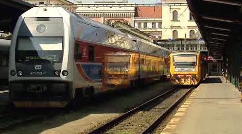 Příměstské vlaky