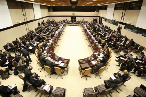 Jednání ministrů zahraničí NATO
