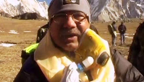 Madhav Kumár Nepál