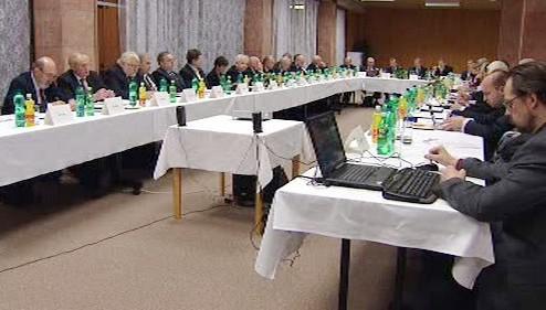 Zasedání České konference rektorů