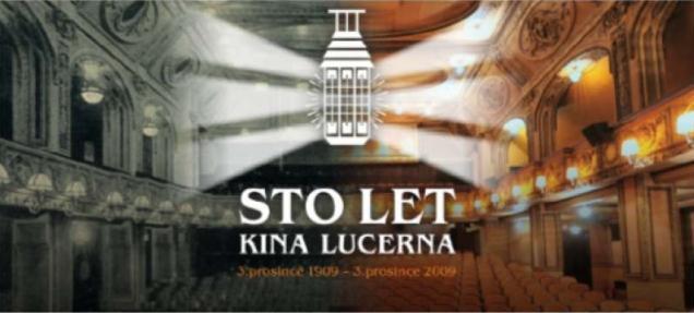 100 let Kina Lucerna