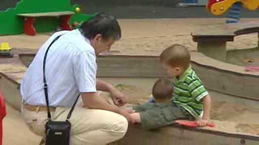 Otec s dětmi