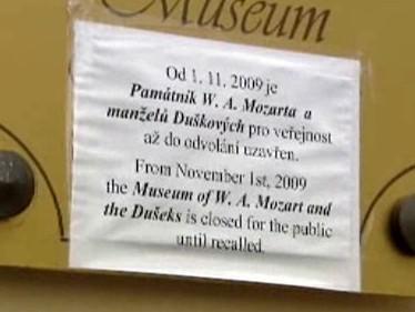 Bertramka - Muzeum W. A. Mozarta