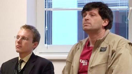 Petr Kolařík u soudu