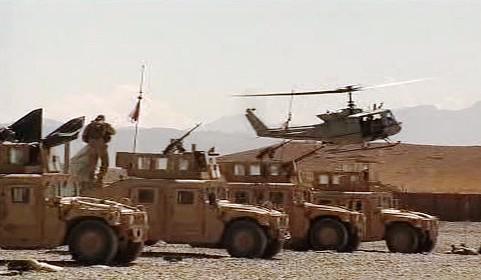 Akce NATO v Afghánistánu