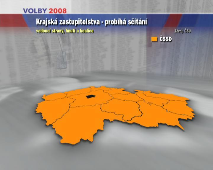 Volby do krajských zastupitelstev