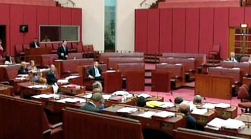 Australský parlament