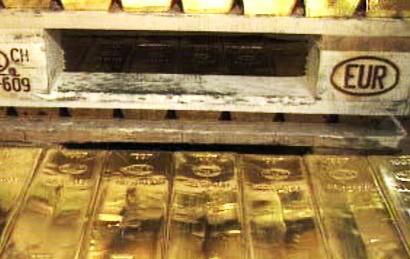 Cena zlata šplhá nahoru