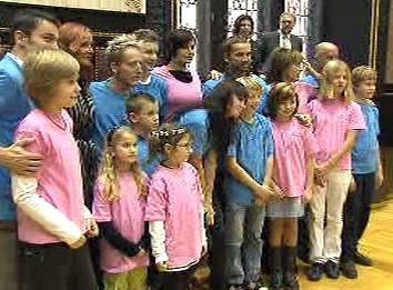 Děti oceněné v projektu Dětský čin roku