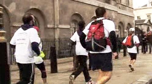 Běžecká prohlídka Londýnem