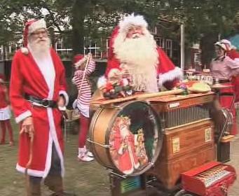 Kongres Santa Clausů