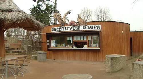 Občerstvení v pražské zoo