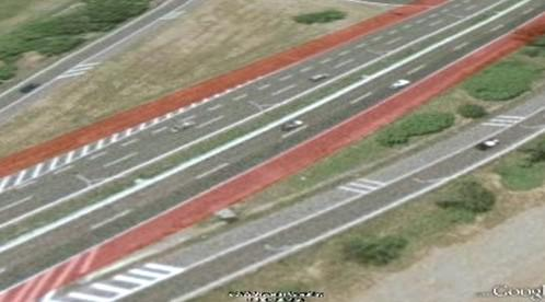 Plánované rozšíření dálnice D1