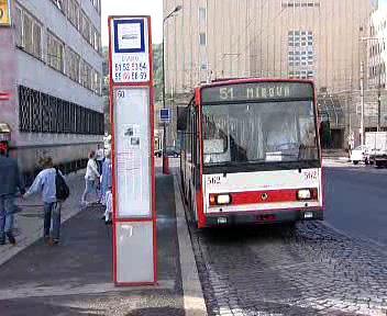 Starý trolejbus