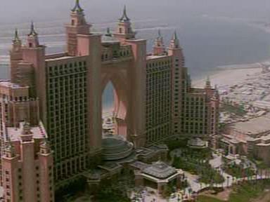 Hotel v Dubaji