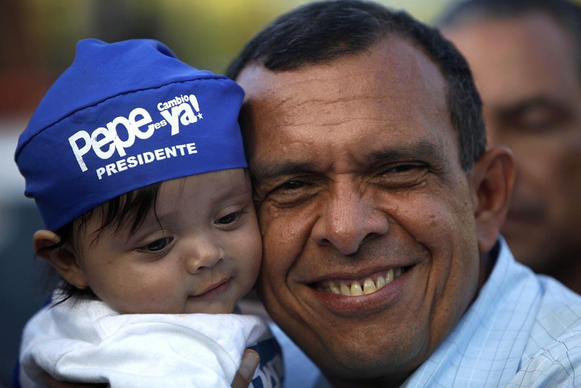 Prezidentský kandidát Lobo