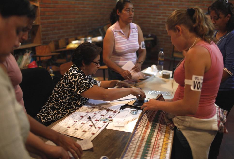 Prezidentské volby v Hondurasu