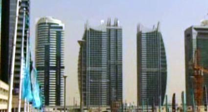 Mrakodrapy v Dubaji
