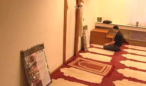 Den otevřených dveří ve švýcarských mešitách
