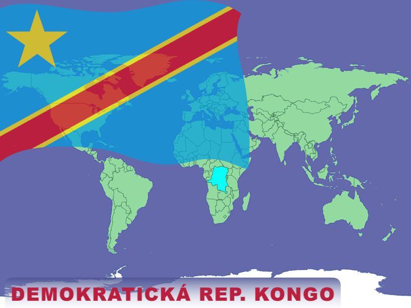 Demokratická rep. Kongo