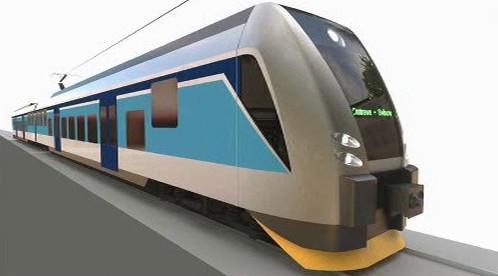 Návrh nového vlaku
