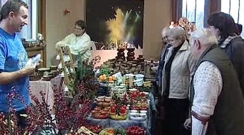 Tradiční adventní trhy