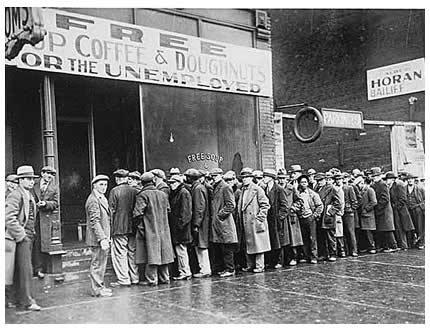 Velká hospodářská krize