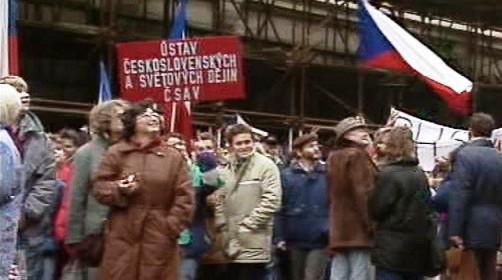 Generální stávka 27. listopadu 1989