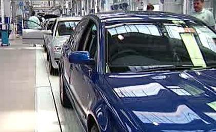 Nejoblíbenějším českým výrobkem jsou pro Belgičany auta