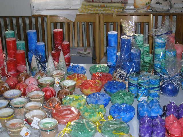 Výrobky chráněných dílen