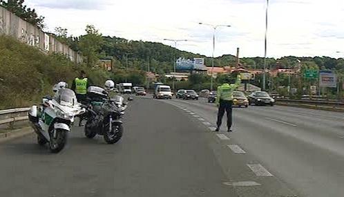 Dopravní kontrola