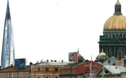 Plánovaný mrakodrap